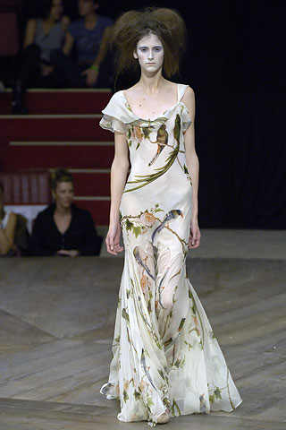 McQueen Spring 2007