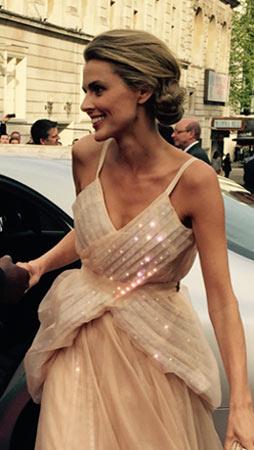 Bafta Dress
